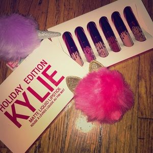 💄 Limited edition Kylie Holiday set 👄
